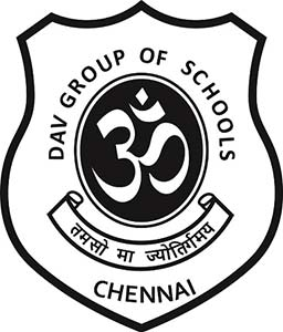 D.A.V. Matric. Hr. Secondary School, Mogappair & Gill Nagar Admission 2017-18