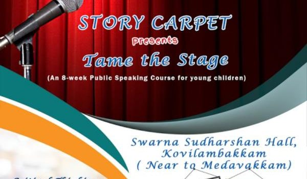 Public Speaking Program for Young Children