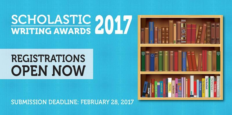 2018 Scholastic Art & Writing Awards: Submissions are now open