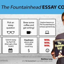 Essay about the fountainhead
