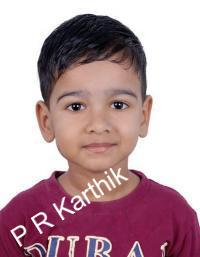 Versatile Child Personality – P R Karthik, 5 Years