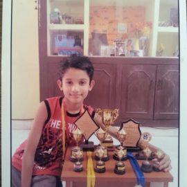 J. Srihari : Multi Talented Personality from DAV Public School