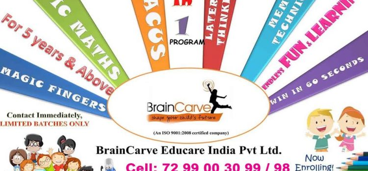 Brain Carve conducts Summer Camp in Bamboo Shoots
