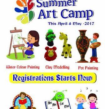 Art Summer Camp at Banda Activity Hub