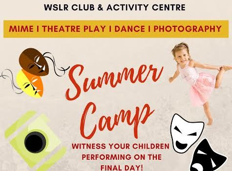 Blossom Summer Camp – 2017