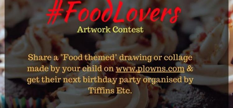 Food Lovers Art Contest & Writing Contest by Plowns