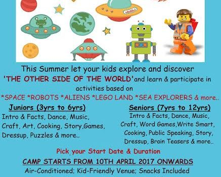 Summer Camp at Hansel and Gretel kids