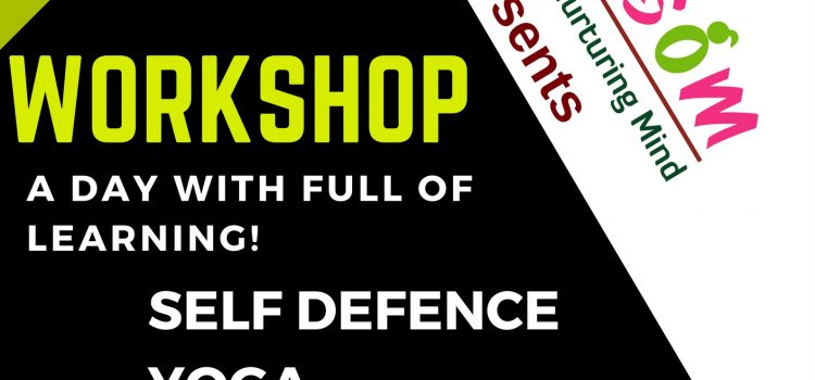 Workshop on May 27th, 2017 by Blossom