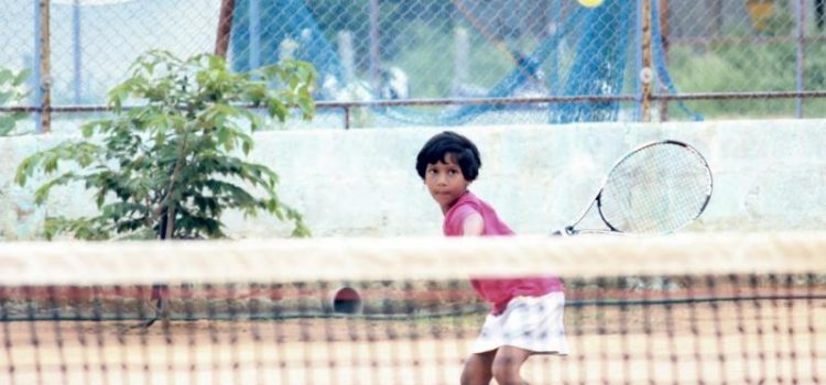 Theertha A.N: A Tennis Prodigy from Bengaluru