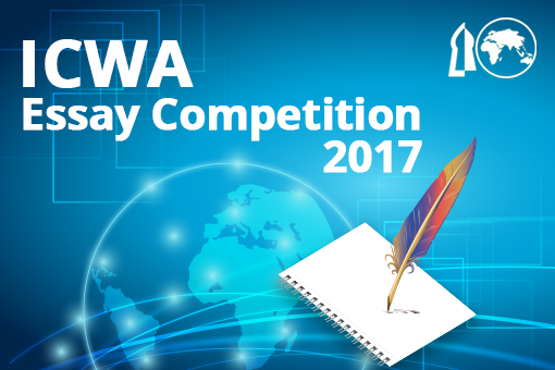 ICWA Essay Writing Competition 2017