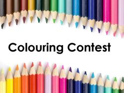 Drawing  & Colouring Competitions for  Nursery(Pre.K.g) to Std VIII