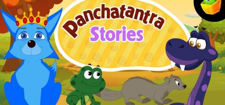 "Fables N Tales presents ""PANCHATANTRA TALES"" on 20.08.17"