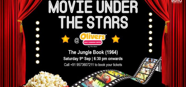 Movie Under The Stars Event – Olivers Early Learning Center