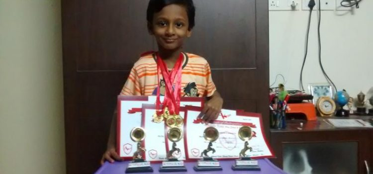 Tiny Talent : S.Srivishnu from Chennai
