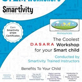 DASARA STEM Workshop for KIDs @ The COCOON Learning Center