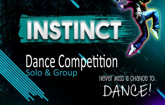 "WESTERN CULTURE DANCE STUDIO presents ""INSTINCT"" Dance Competition"