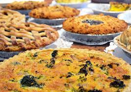 Workshop on Pies and Quiche for Ladies