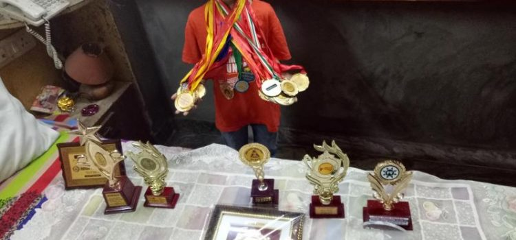 Record Achievements of 7 year old Aarav S Malhotra