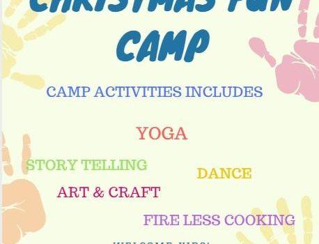 Ergon Activity Centre Christmas Fun Camp