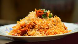 Biryani Class for Ladies on 16th December
