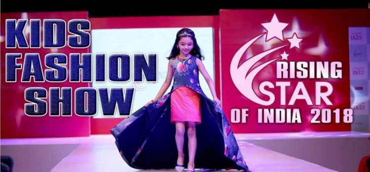 Rising Star of India 2018- Kids Fashion Show at Coimbatore