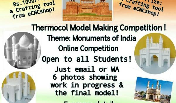 Indian Monument Making Competition for Republic Day Celebration