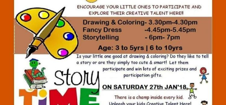 Creative Contest at Hansel and Gretel Kids