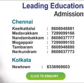 Ravindra Bharathi Global School Admission 2018-19
