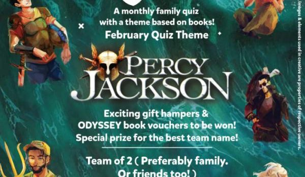 Odyssey Family Quiz February Edition