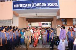 Modern Senior Secondary School, Nanganallur LKG Admission 2018-19