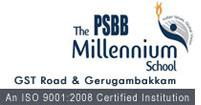 PSBB Millennium School PreKG, LKG,UKG Admission Registration for 2020-21