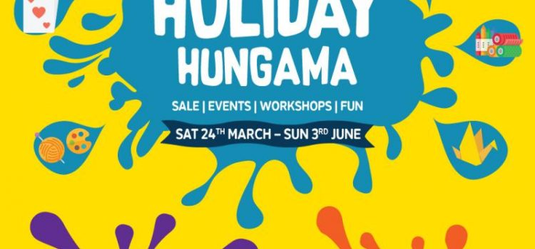 Odyssey Holiday Hungama Series of Events from 31st March to 3rd of June, 2018