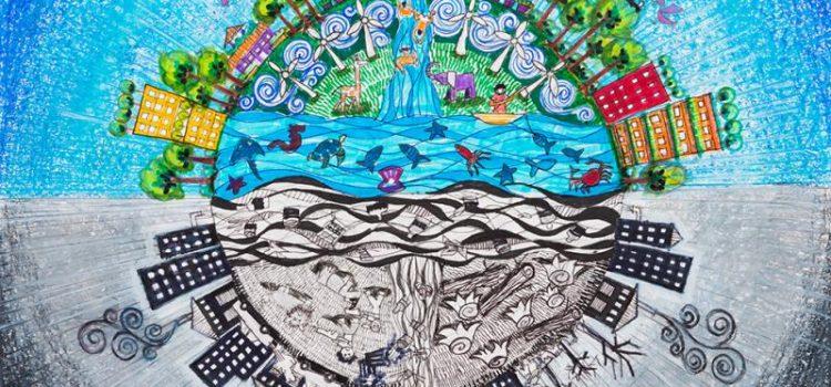 19th JQA International Environmental Children's Drawing Contest 2018
