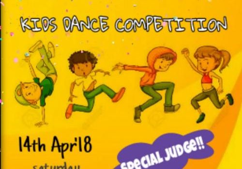 BAILE 2018 -KIDS DANCE COMPETITION
