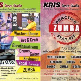KRIS Dance Studio's SUMMER PROGRAM 2018