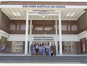 Guru Shree Shanti Vijai Jain Gurukul Admissions Open for 2018-2019