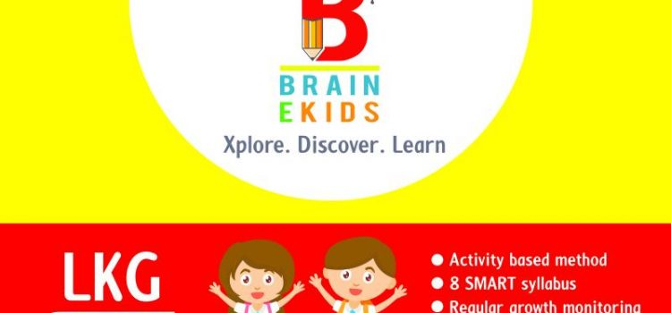 Brainekids 2018 -19 Admission open