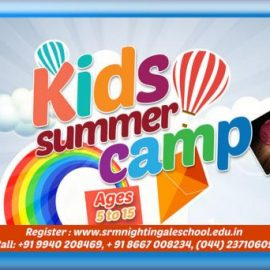 Kids Summer Camp at SRM Nightingale School