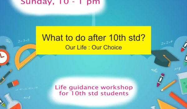 Life Guidance Workshop for 10th Std Students