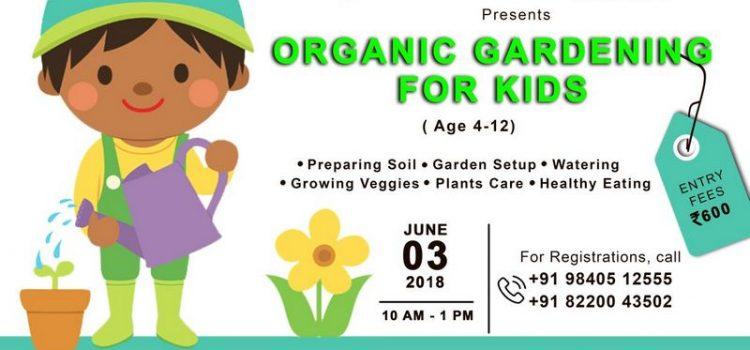 Go Harvest : Organic Farming for Kids