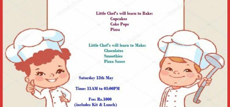 Kids Baking Workshop in Chennai