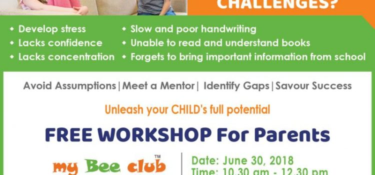 FREE BREAKTHROUGH WORKSHOP on June 30, 2018 at Anna Nagar
