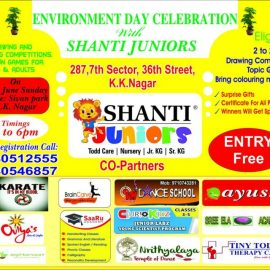 Environment Day Celebration Competitions