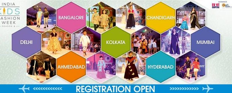 India Kids Fashion Week (IKFW) 2018