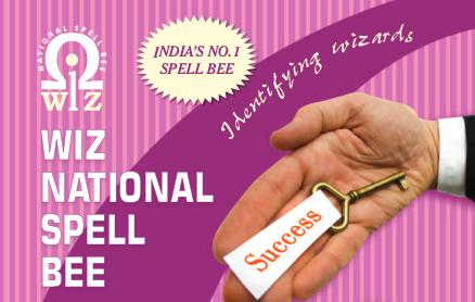 WIZ National Spell Bee Competition 2018-19