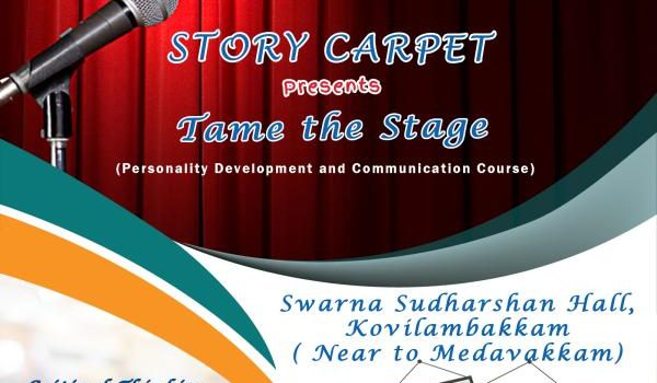 Personality Development and Communication Class for Children from Story Carpet