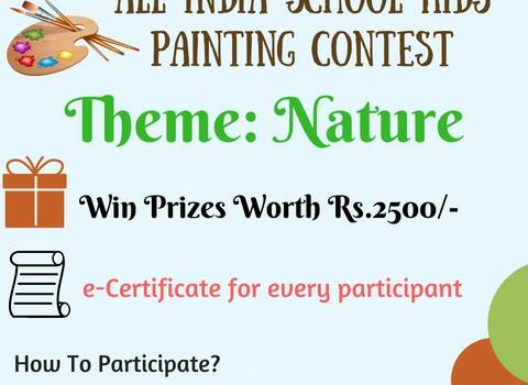 NinosApp – Kids Talent App Monthly Contests for School Kids July 2018
