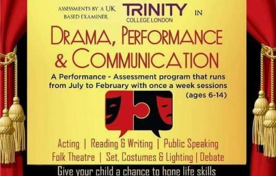 Theatre Classes for kids at Hansel and Gretel,Tnagar