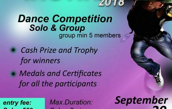 INSTINCT Dance Competition