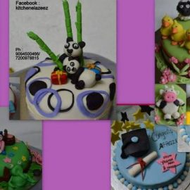 Cooking and Fondant Decoration Class for Ladies